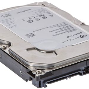 (Old Model) Seagate 1TB Desktop HDD SATA 6Gb/s 64MB Cache 3.5-Inch Intern… NEW 1