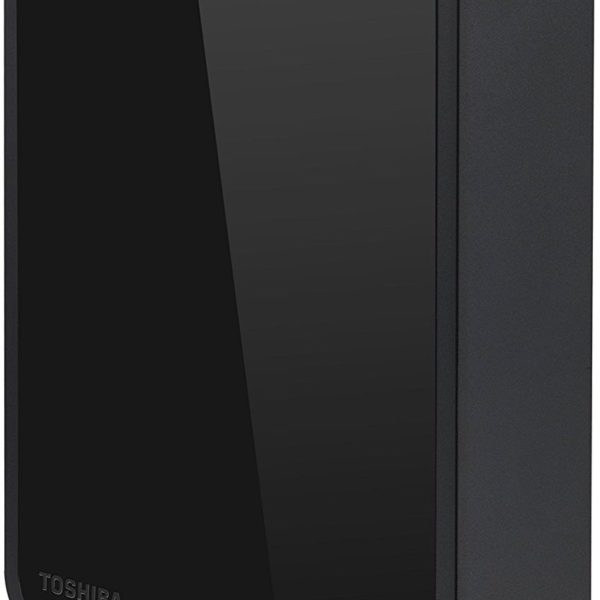 (HDWC350XK3J1) For Desktop 5TB External Hard Drive by Toshiba Canvio